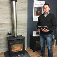 Stove Showroom Launceston